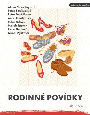 Rodinné povídky - Petra Dvořáková, | Booksquad.ink