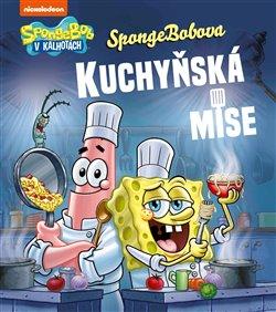 Obálka titulu Spongebobova kuchyňská mise