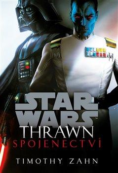 Obálka titulu Star Wars - Thrawn. Spojenectví