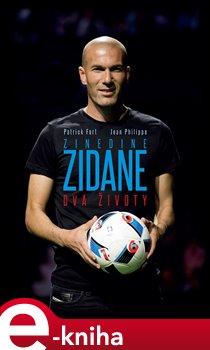 Obálka titulu Zinedine Zidane: Dva životy