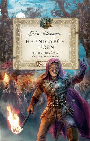 Hraničářův učeň 13 - Klan Rudé lišky - John Flanagan | Booksquad.ink