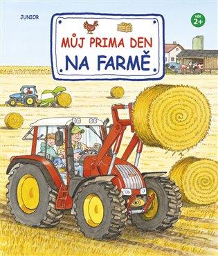 Můj prima den na farmě - - | Booksquad.ink