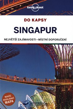 Obálka titulu Singapur do kapsy - Lonely planet