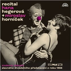 Obálka titulu Recital Hana Hegerová & Miroslav Horníček