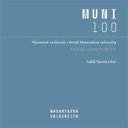 Obálka titulu Významné osobnosti v životě Masarykovy univerzity