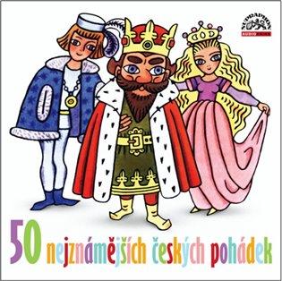 CD 50 NEJZNÁMĚJŠÍCH POHÁDEK/SUPRAPHON