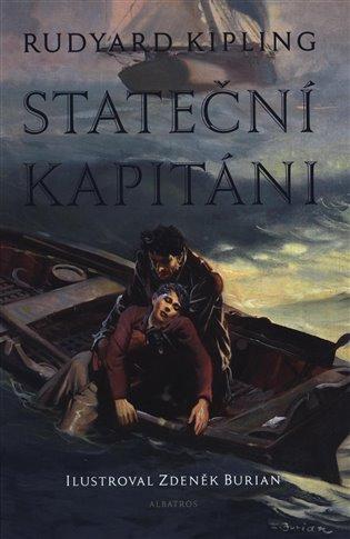 Stateční kapitáni - Rudyard Kipling | Booksquad.ink
