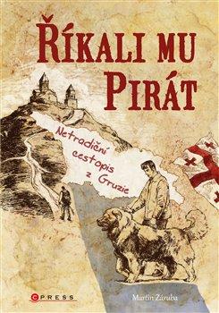 Obálka titulu Říkali mu Pirát