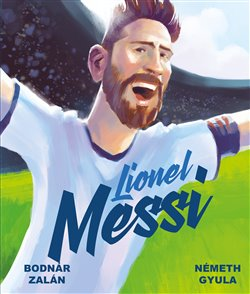 Obálka titulu Lionel Messi