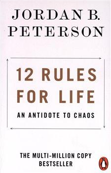 Obálka titulu 12 Rules for Life