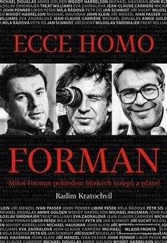 Obálka titulu Ecce homo Forman