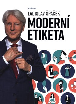 Obálka titulu Moderní etiketa