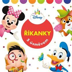 Obálka titulu Disney - Říkanky s úsměvem