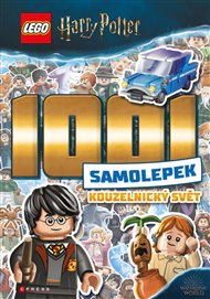 Lego Harry Potter - 1001 samolepek