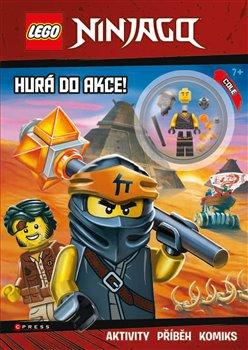 Obálka titulu Lego Ninjago Hurá do akce!