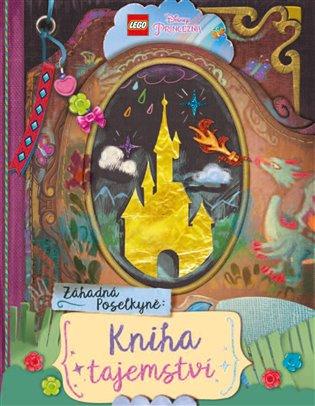 Lego Disney Princezna Záhadná Poselkyně: Kniha tajemství - Jessica Brodyová | Replicamaglie.com