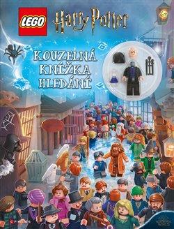 Obálka titulu Lego Harry Potter Kouzelná knížka hledání