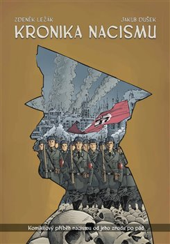 Obálka titulu Kronika nacismu