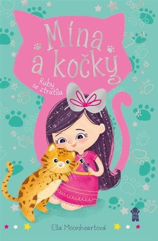 Ruby se ztratila:Mína a kočky 3 - Ella Moonheartová | Replicamaglie.com