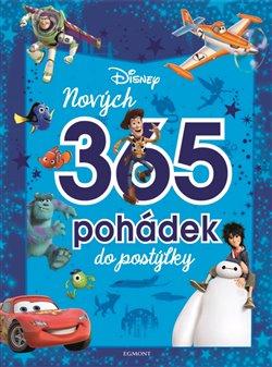 Disney Pixar - Nových 365 pohádek do postýlky - kolektiv