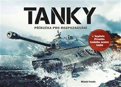 Obálka titulu Tanky - Příručka pro rozpoznávání