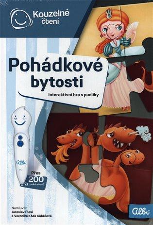 Kouzelné čtení - Hra Pohádkové bytosti - - | Replicamaglie.com