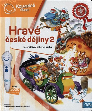 Kouzelné čtení - Hravé české dějiny 2 - - | Replicamaglie.com