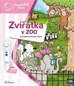 Obálka titulu Kouzelné čtení - Kniha Zvířátka v ZOO