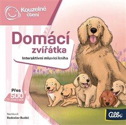 Obálka titulu Kouzelné čtení - Domácí zvířátka minikniha