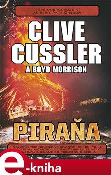 Obálka titulu Piraňa