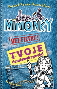 Obálka titulu Deník mimoňky - Bez filtru!