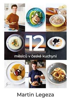Obálka titulu 12 měsíců v české kuchyni
