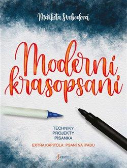 Obálka titulu Moderní krasopsaní