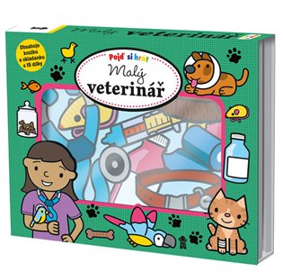 Pojď si hrát: Malý veterinář - Fiona Byrne, | Replicamaglie.com