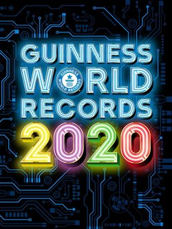 Obálka titulu Guinness World Records 2020