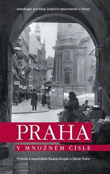 Obálka titulu Praha v množném čísle