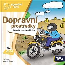 Obálka titulu Kouzelné čtení - Dopravní prostředky