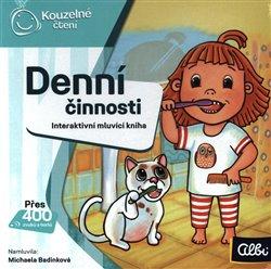 Obálka titulu Kouzelné čtení - Denní činnosti minikniha