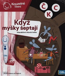 Obálka titulu Kouzelné čtení - Když si myšky šeptají