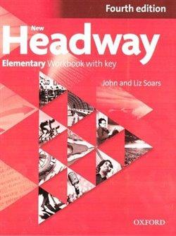 Obálka titulu New Headway Fourth Edition Elementary Workbook