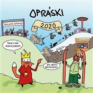 Opráski sčeskí historje - Kalendář 2020