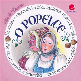 O Popelce - Kamila Skopová | Booksquad.ink