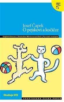 Obálka titulu O pejskovi a kočičce + DVD