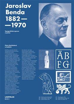 Obálka titulu Jaroslav Benda 1882–1970