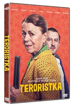 Obálka titulu Teroristka