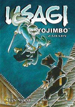 Obálka titulu Usagi Yojimbo: Záhady