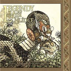 Obálka titulu Legendy o Myší hlídce: Kniha třetí