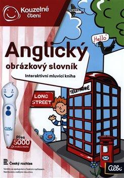 Obálka titulu Kouzelné čtení - Anglický obrázkový slovník