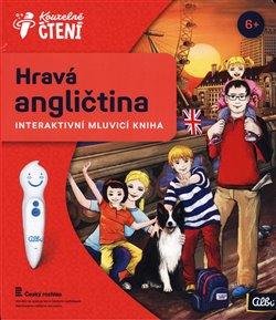 Obálka titulu Kouzelné čtení - Hravá angličtina