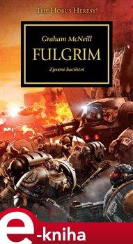 Obálka titulu Fulgrim